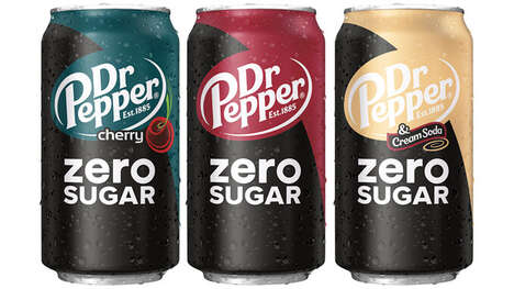 Specialty Sugar-Free Soda Collections