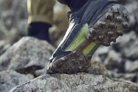 Trail-Ready Hiking Shoes