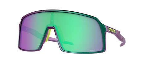 Futuristic High-Contrast Sunglasses