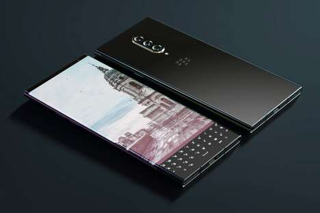 Professional 5G Smartphone Concepts