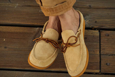 Chic Small-Batch Moccasins