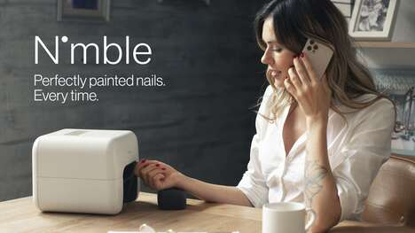 Automated Nail Painting Systems