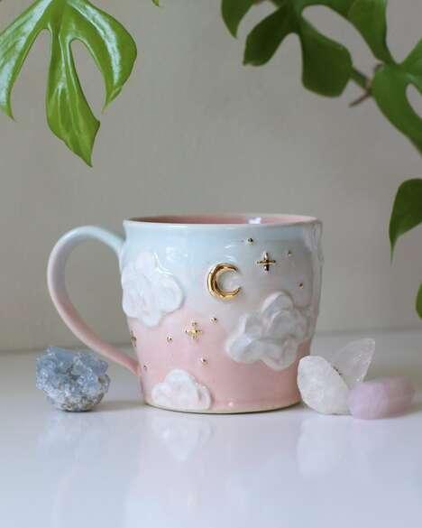 Small-Batch Golden Stoneware