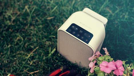 Diminutive High-Fidelity Speakers