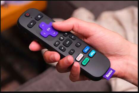 Voice-Controlled Remotes