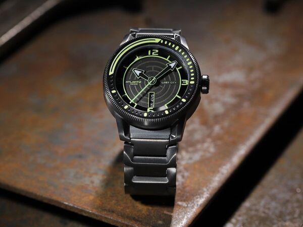 Heat-Responsive Timepieces