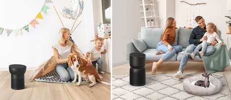 Triple-Filtration Air Purifiers