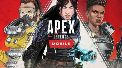 Battle Royale Mobile Games