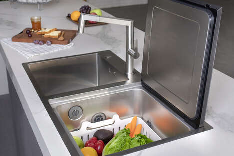 Top-Load Countertop Dishwashers