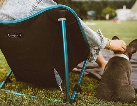 Portable Outdoor Festival Chairs
