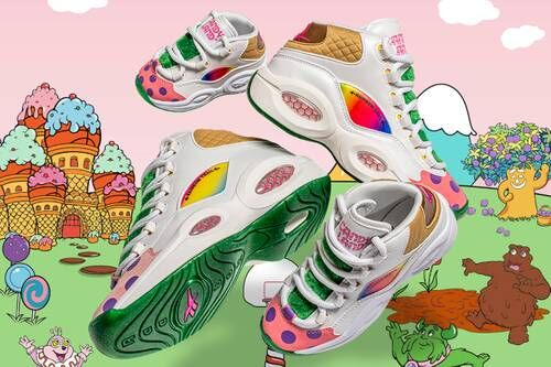 Board Game-Themed Sneakers