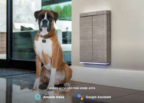 Smart Home Pet Doors
