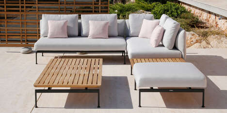 Opulent Teak Outdoor Furniture