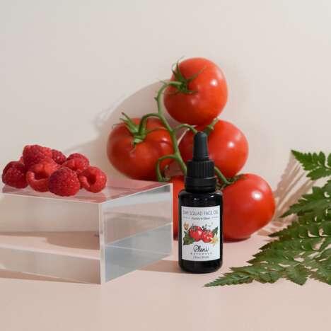 Tomato Fruit Face Oils
