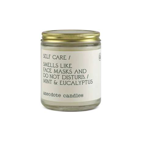 Self-Care Candle Collections