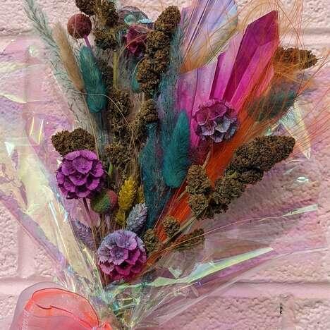 Smokable Hemp Flower Bouquets