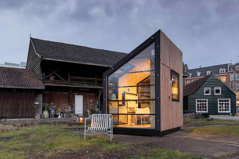 Prefab WFH Office Pods