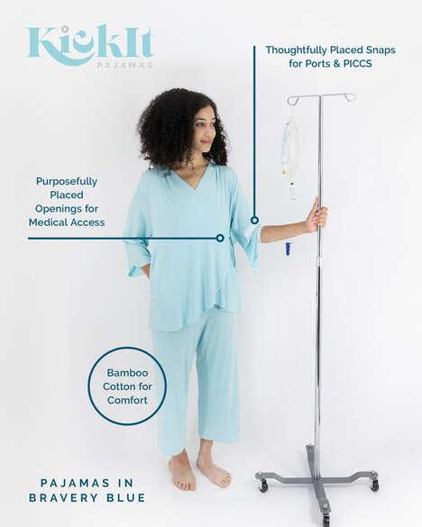 Comfortable Patient Pajamas