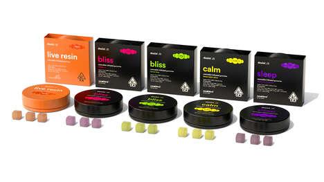 Clean Cannabis Gummies