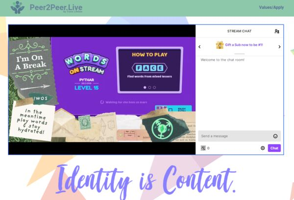 Identity-Based Inclusive Streaming Platforms