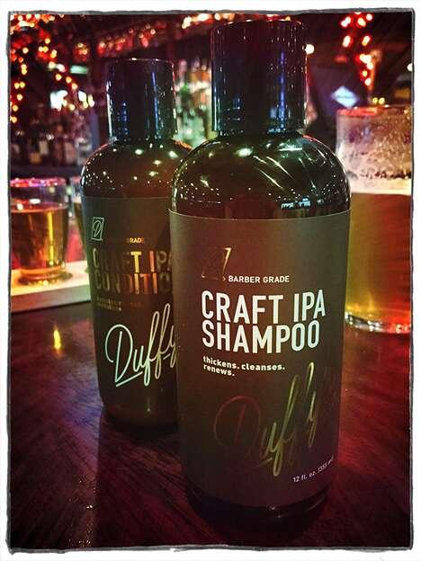 Craft IPA Shampoos
