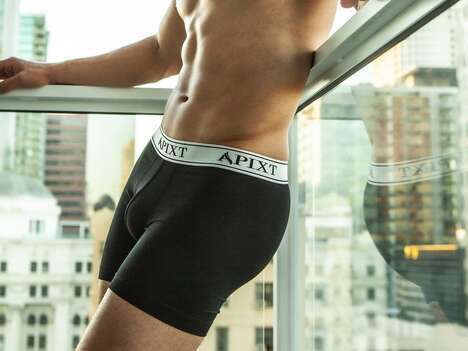 Silver-Infused Underwear Collections