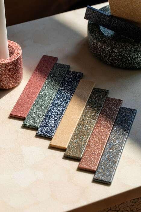 Bio-Waste Wall Tiles