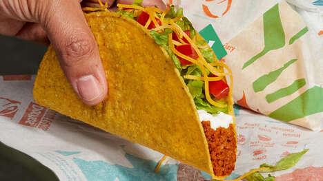 Proprietary Plant-Based Tacos