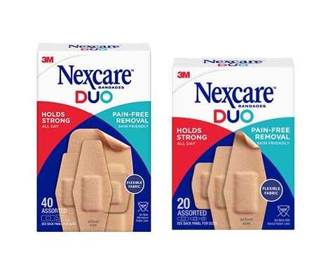 Pain-Free Removal Bandages