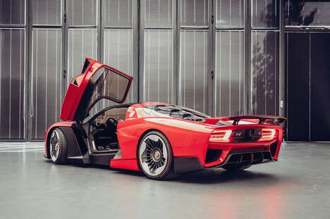 Ultra-Luxury Electric Hypercars