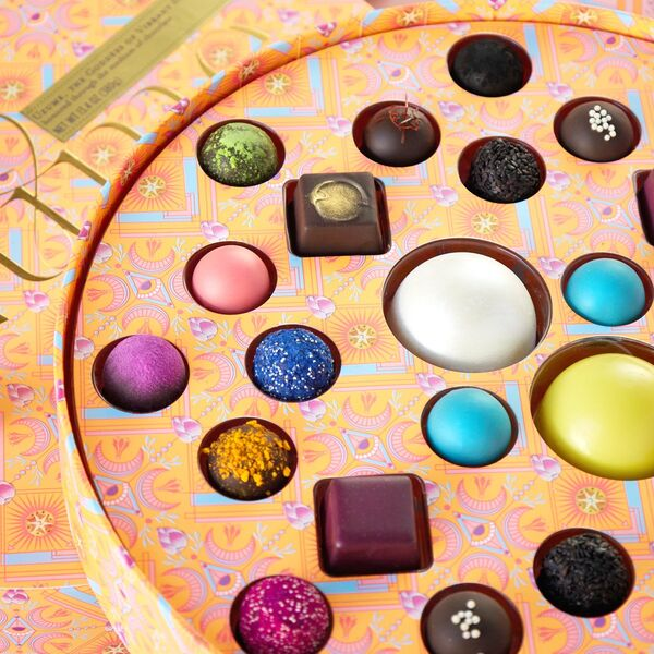 Happiness-Themed Chocolates