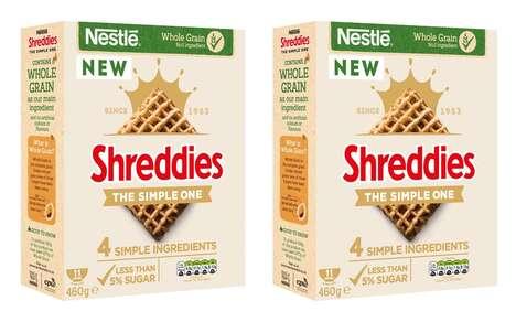 Four-Ingredient Breakfast Cereals