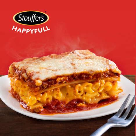 Lasagna Macaroni Mashups