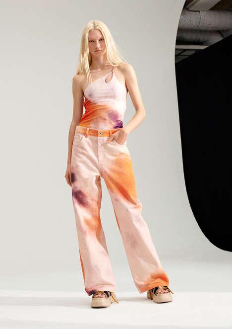 Sustainably Dyed Fashion