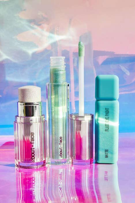 Holographic Retro Cosmetics