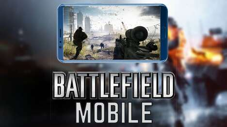 Branded Mobile Shooter Games