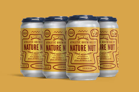 Nutty Non-Alcoholic Beers