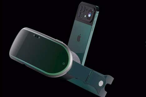 Next-Gen Mobile Device Renderings
