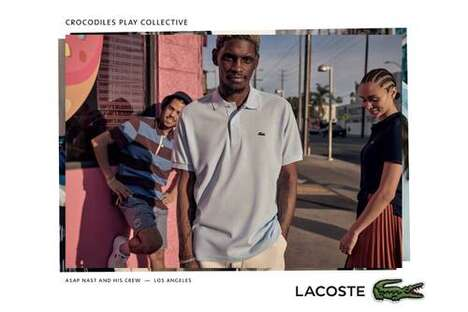 Eclectic Spring Fashion Campaigns