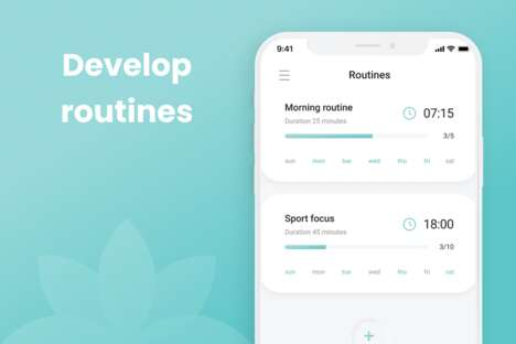 Wellness-Accommodating Planner Apps