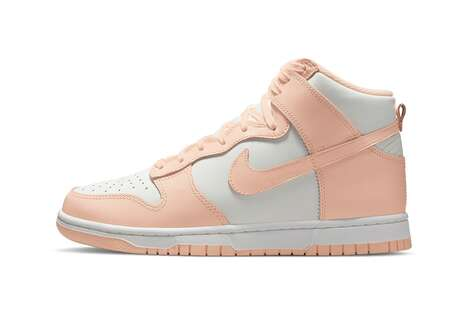 Pastel Tonal Spring Sneakers