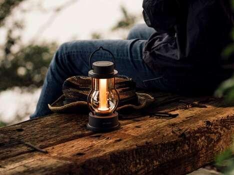 Mood-Setting Adventure-Ready Lanterns