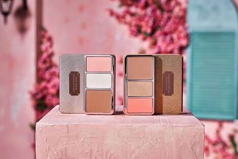Three-in-One Face Palettes