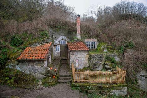 German Cave Homes