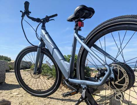 Comfortable Cost-Effective eBikes