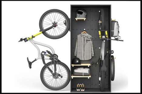 Modular Bike Storage Systems
