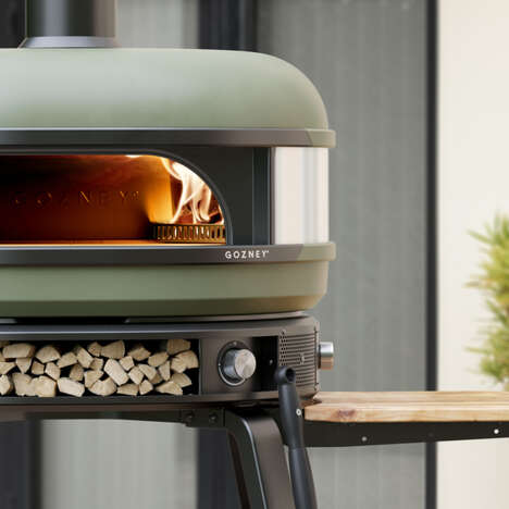 High-Performance Outdoor Ovens