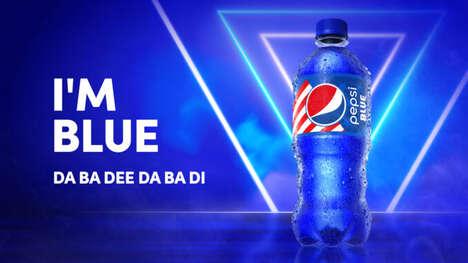 Bluish Millennium Soda Relaunches