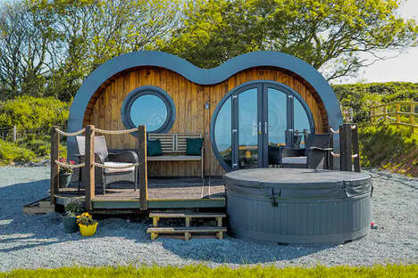 Zany Glamping Retreats