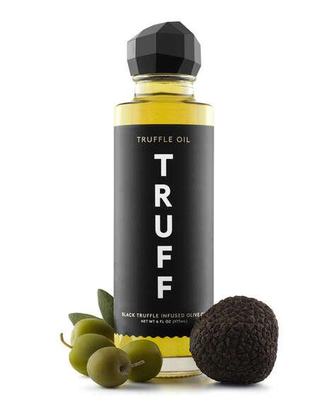 Signature Truffle Oils